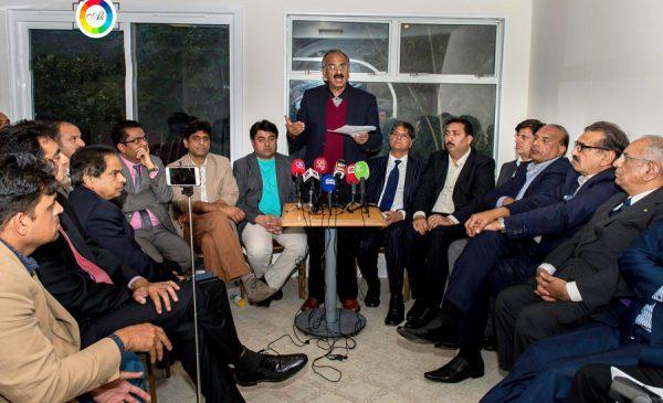 Ignoring propaganda, we must be part of Pak progress: Gen Qayyum