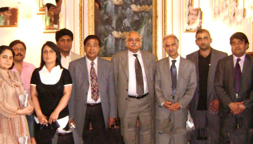 Executive Body of PPCUK calls on Pakistan High Commissioner