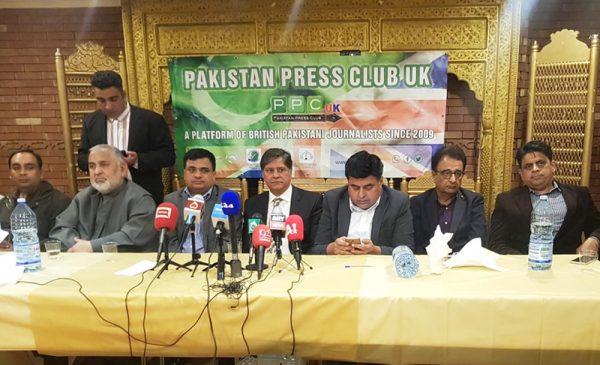 Pakistani Media is the backbone of Vibrant Society
