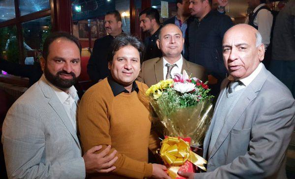 PPCUK Welcomes Senior Journalist from KPK