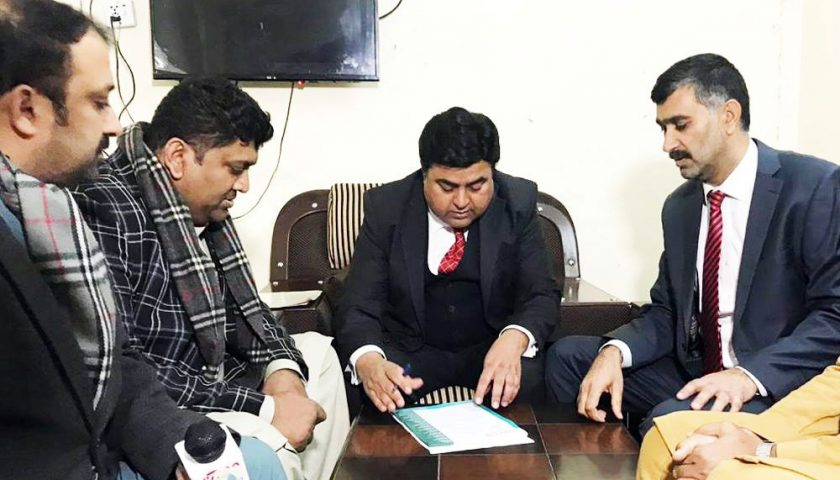 PPCUK and EMRA Pakistan signed an MoU for the betterment of Journalists