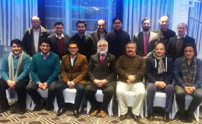 FIRD hosts dinner in honor of Pakistani Journalists
