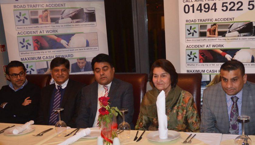 Exploring pearl of Selfhood man's real success: Justice (R) Nasira Iqbal