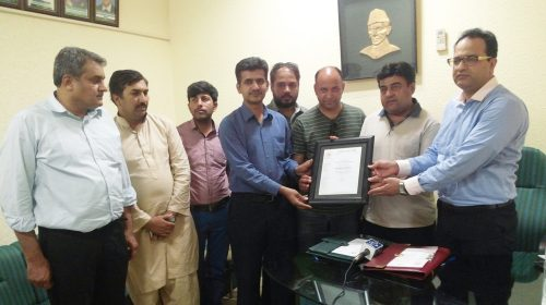 Pakistan Press Club UK and Lahore Press Club declared twin clubs